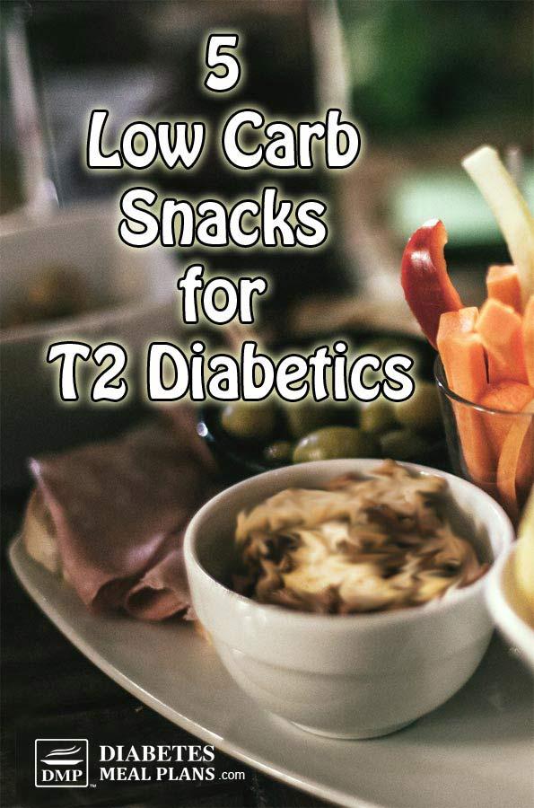 snacks voor diabetici