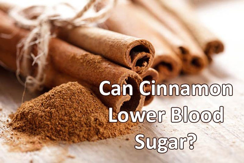 Can Cinnamon Lower Blood Sugar?