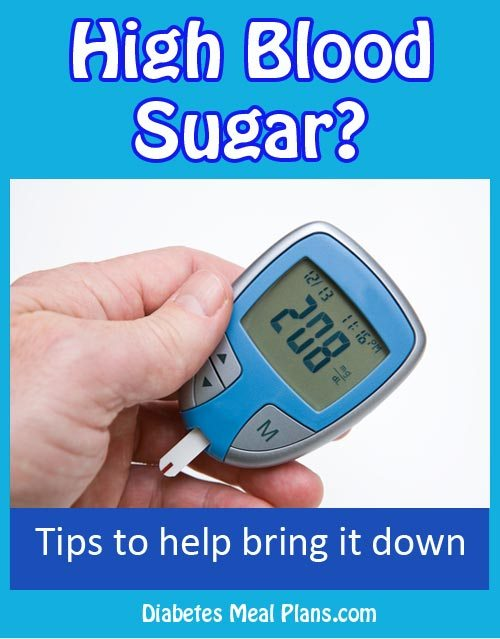 High-Blood-sugar-levels