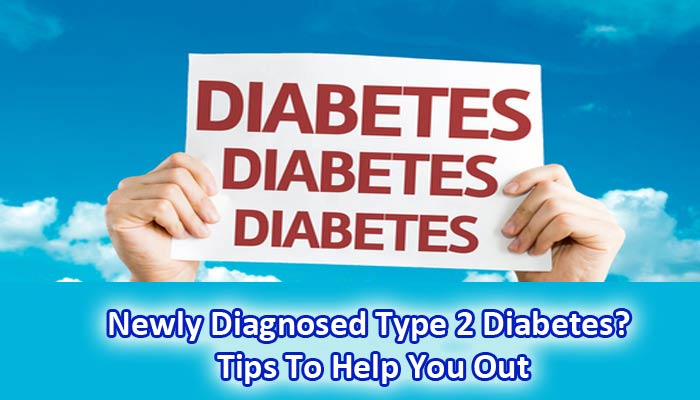 Tips for newly diagnosed type 2 diabetes