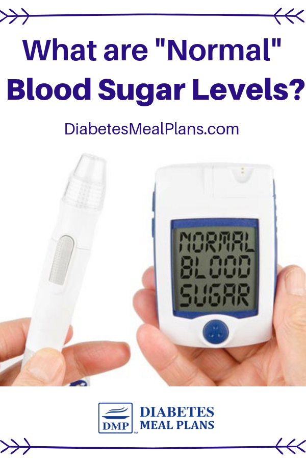 Is 6.6/ 120 Blood Sugar Level Too High?