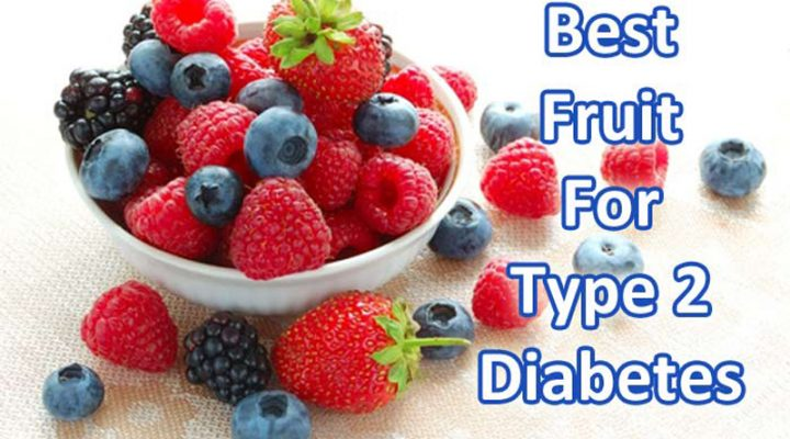 Best fruit for type 2 diabetes