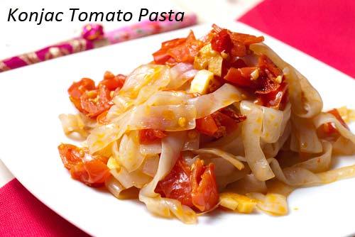 Kojac Tomato Pasta