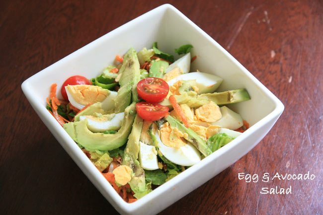Egg-and-avocado-salad