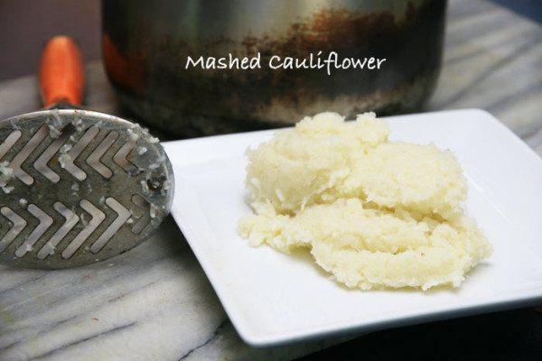 Cauliflower Mashed Potatoes Votes 10