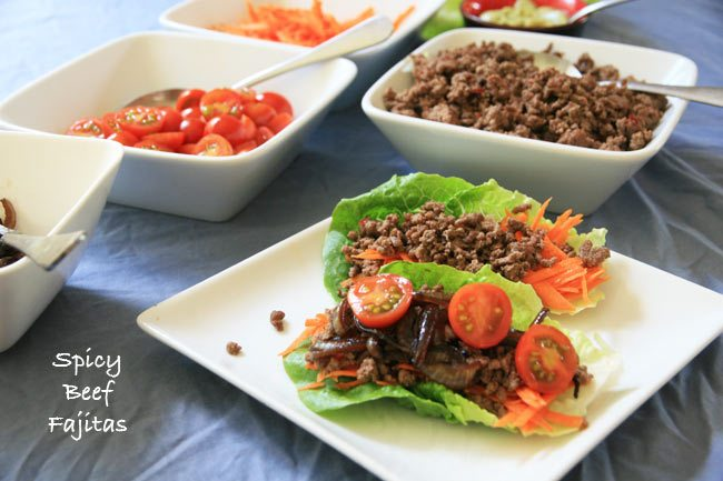 4 Tasty Low Carb Beef Dishes