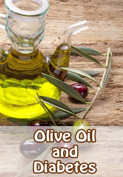 Is Olive Oil Good Fo Diabetes?