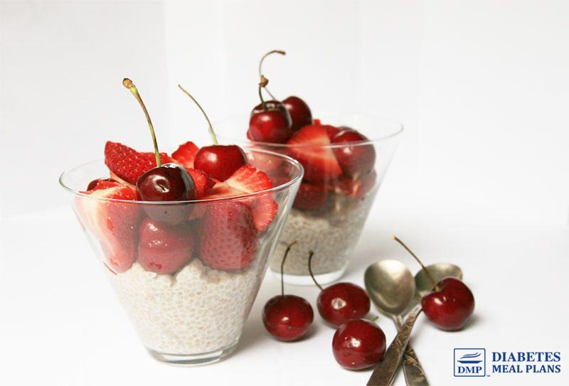 Coconut Chia Pudding