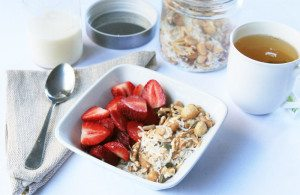 Roasted Nut Low Carb Muesli
