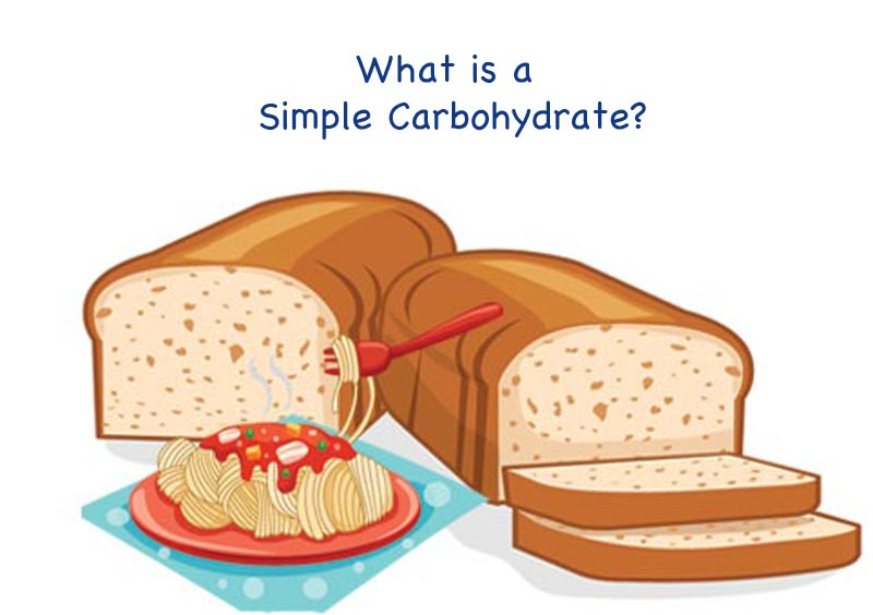 What is a simple carbohydrate