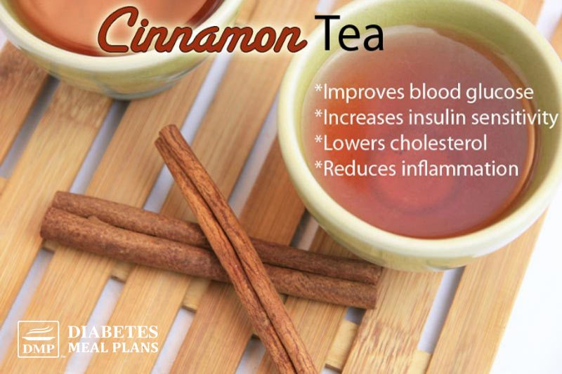 Cinnamon Tea Benefits For Type 2 Diabetes