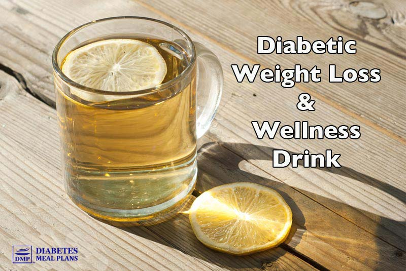 Diabetic Weight Loss & Wellness Drink