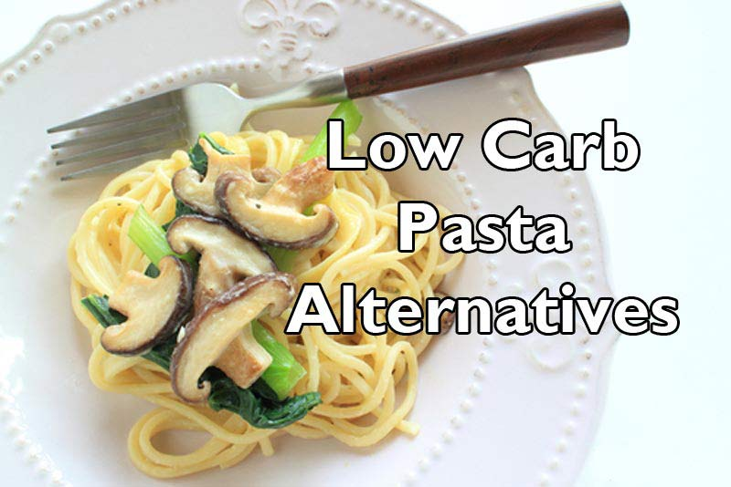 Where to buy low carb pasta alternatives