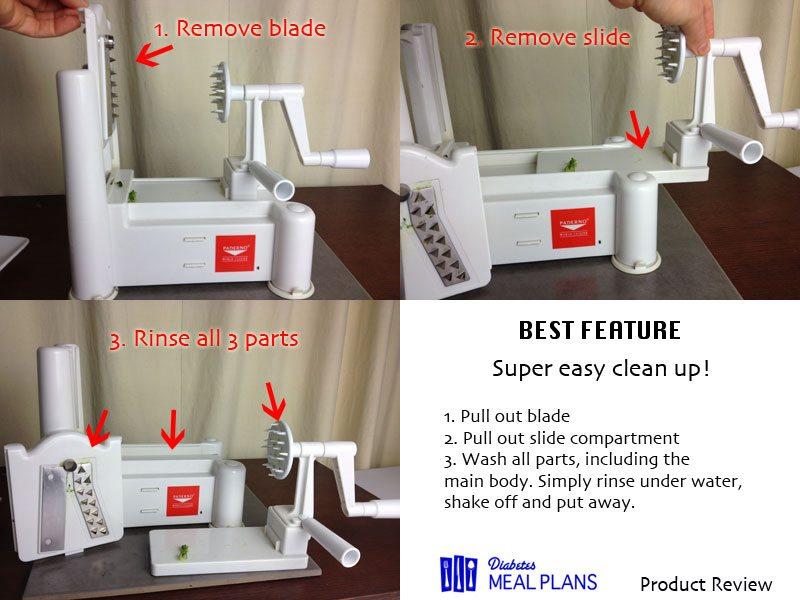 paderno-spiralizer-easy-cleanup