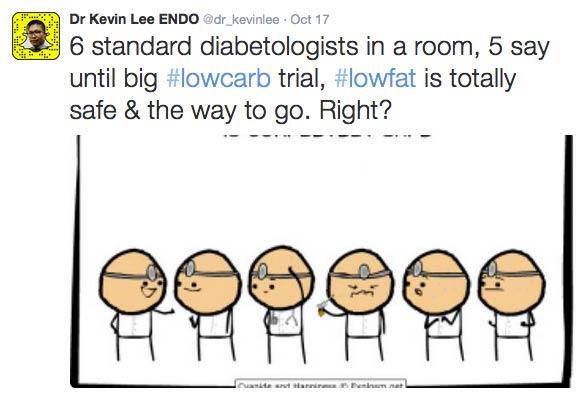 Dr Kevins Twitter Update