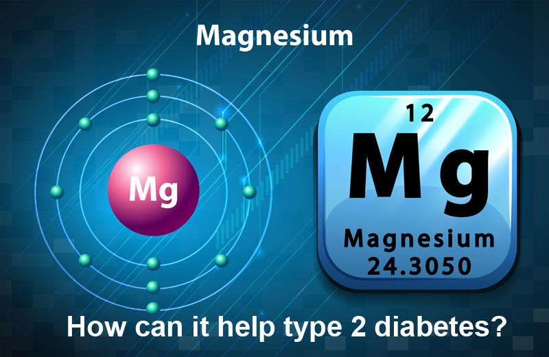 How can magnesium help diabetes?