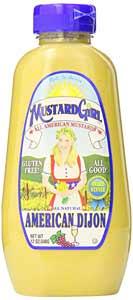 American Girl Mustard
