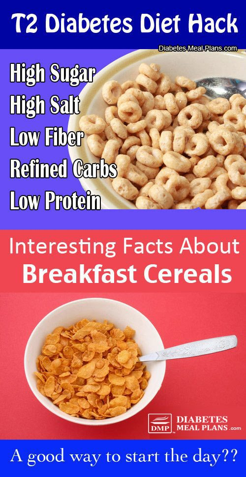 The truth About cereal and Type 2 Diabetes PLUS low carb alternatives