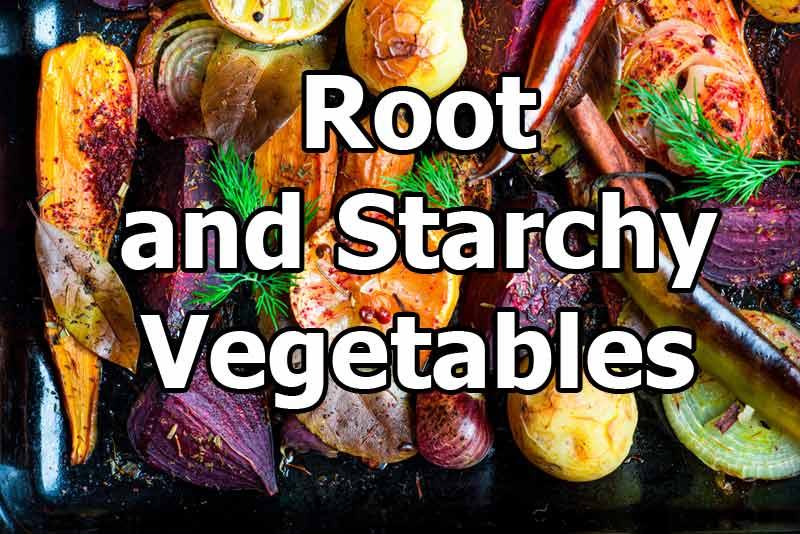 Root and starchy vegetables and Type 2 Diabetes