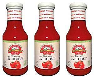 trinity hills farms ketchup