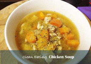 Diabetic Crockpot Chicken Soup