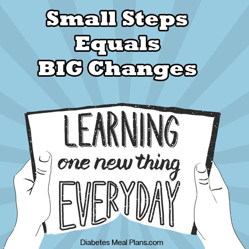 small-steps-BIG-changes