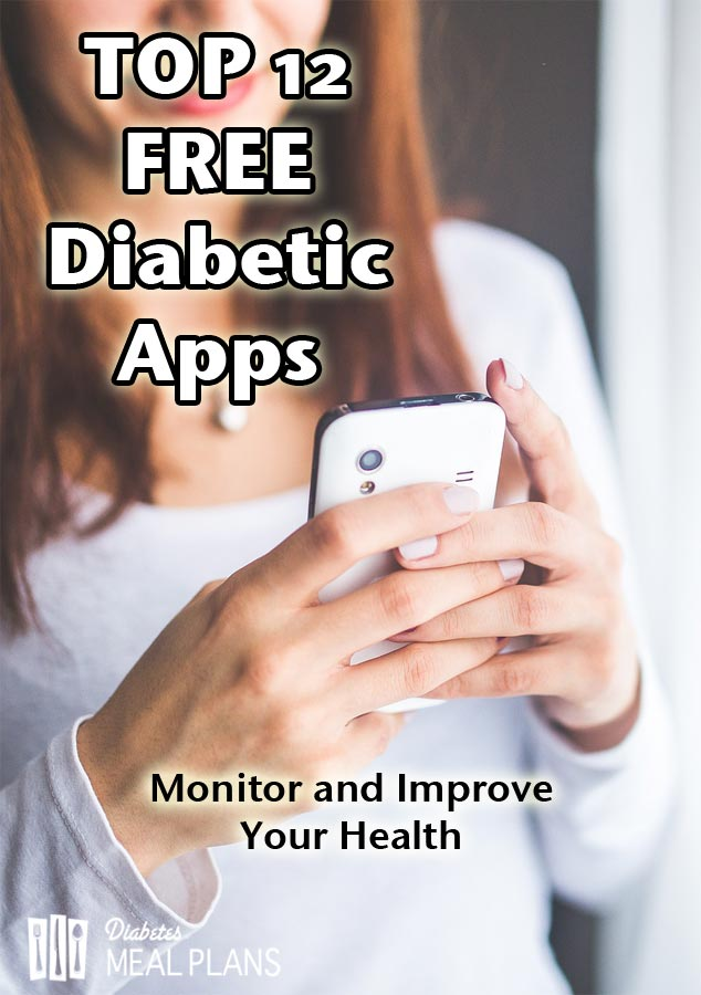 Top 12 FREE Diabetic Apps - Monitor & Improve Your Health