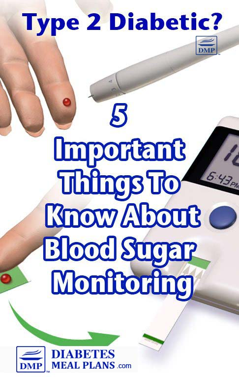 5 Important Things to Know About Blood Sugar Monitoring