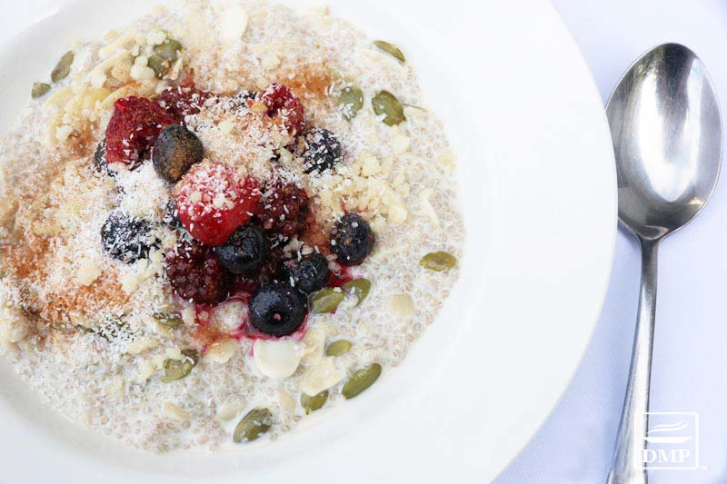 Low Carb Bircher Muesli