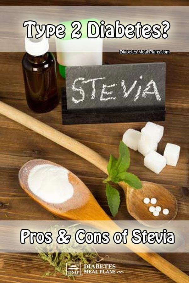 Stevia and Type 2 Diabetes
