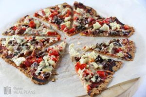 low carb diabetic pizza