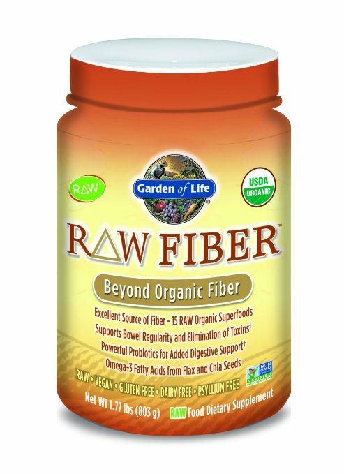 raw fiber supplement