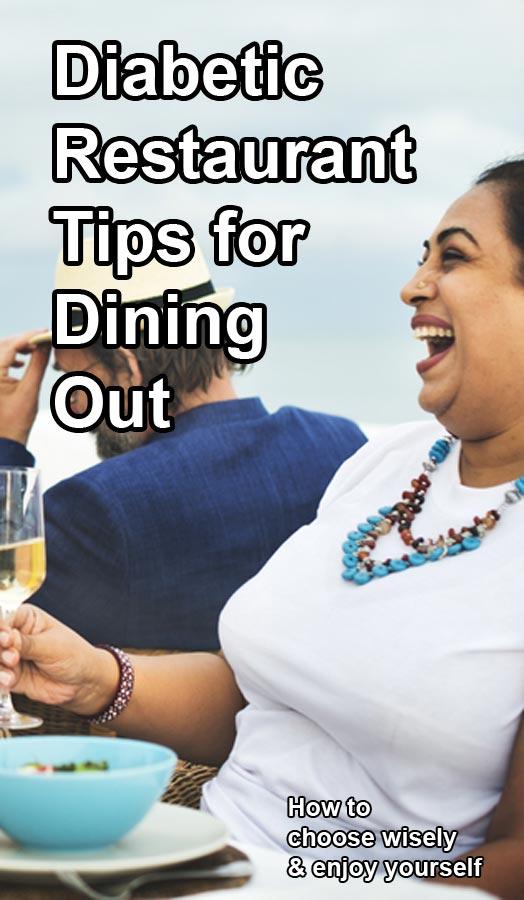 Diabetic Restaurant Tips for Eating Out