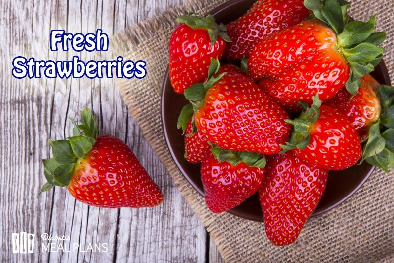 Strawberries and Type 2 Diabetes
