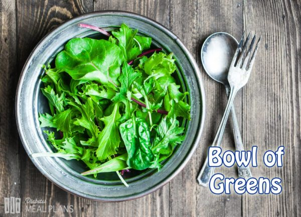 Bowl of Greens