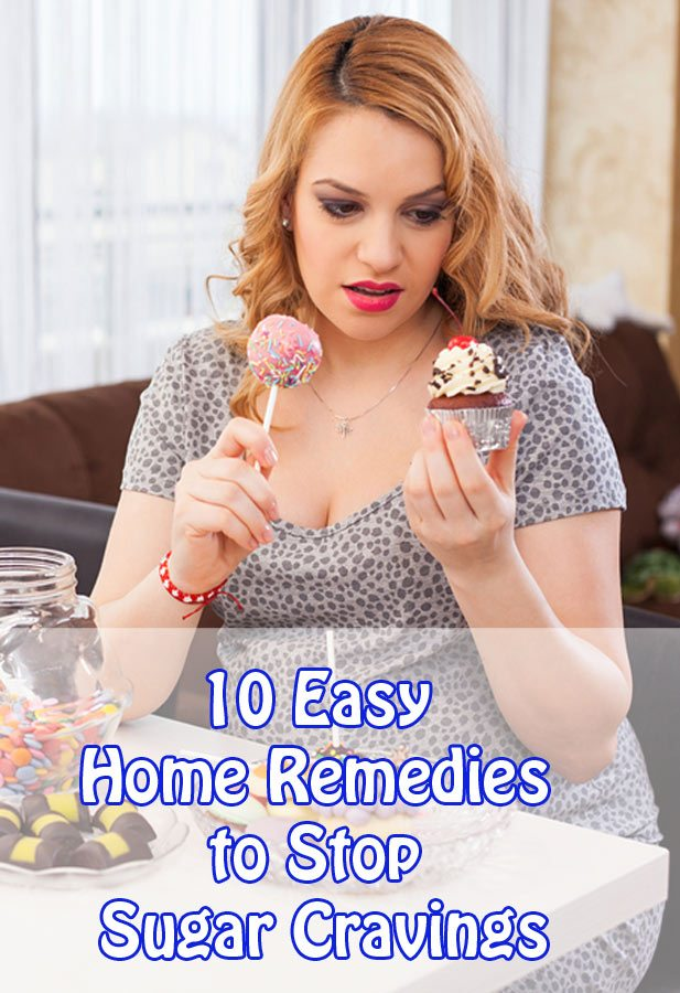 10 Easy Home Remedies to Stop Sugar Cravings