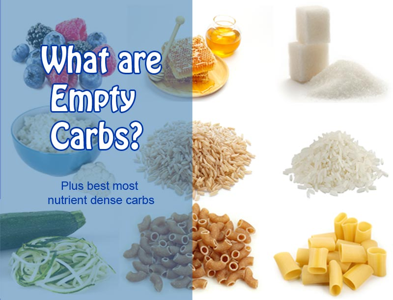 What are empty carbs