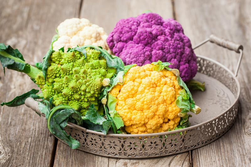 colored-cauliflower