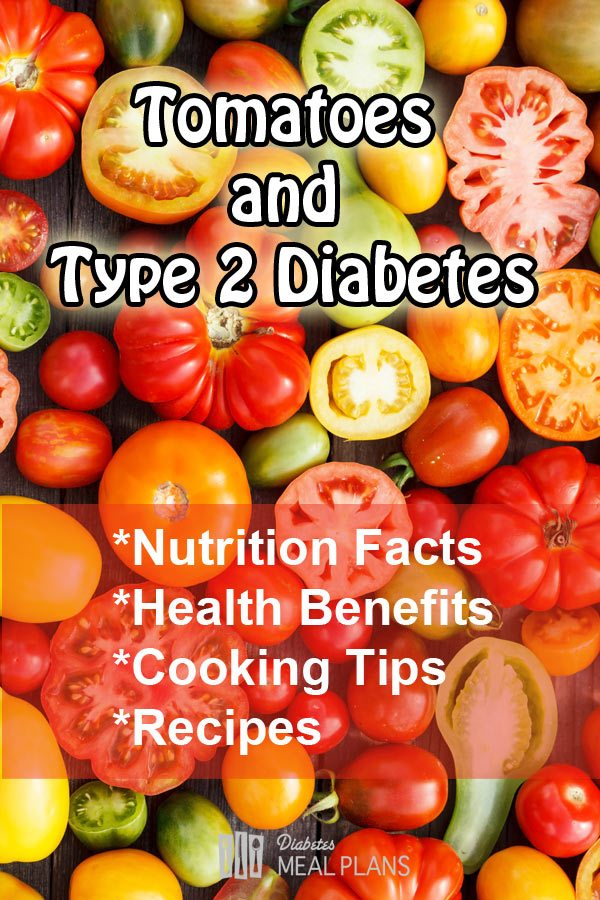 Tomatoes and Type 2 Diabetes