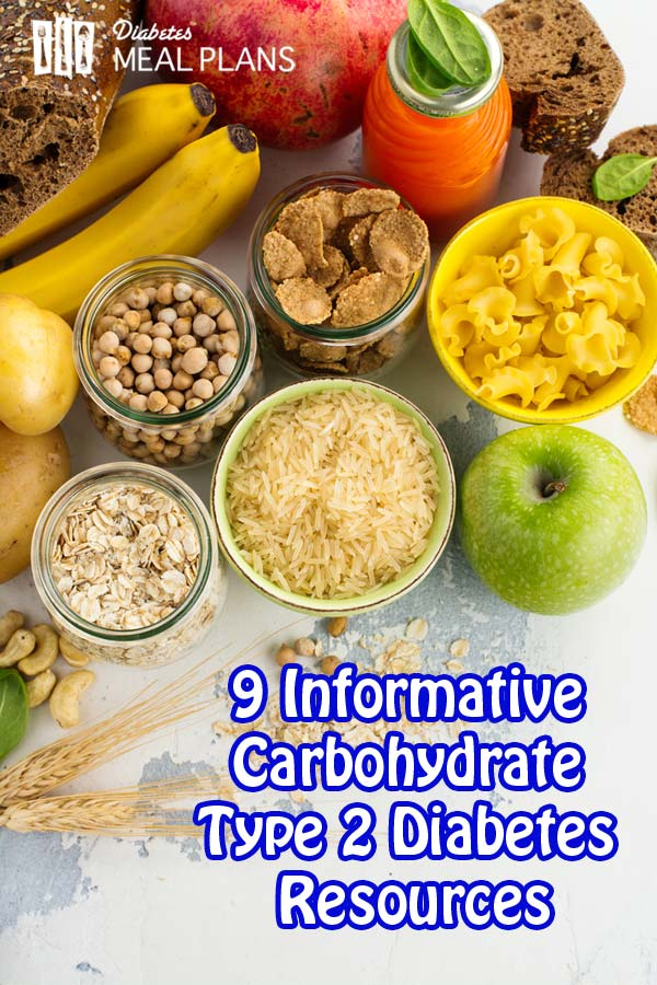 9 Informative Carbohydrate and Diabetes Resources