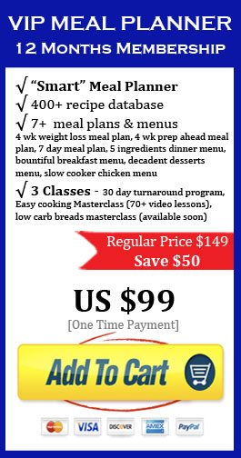 30 day low carb meal plan