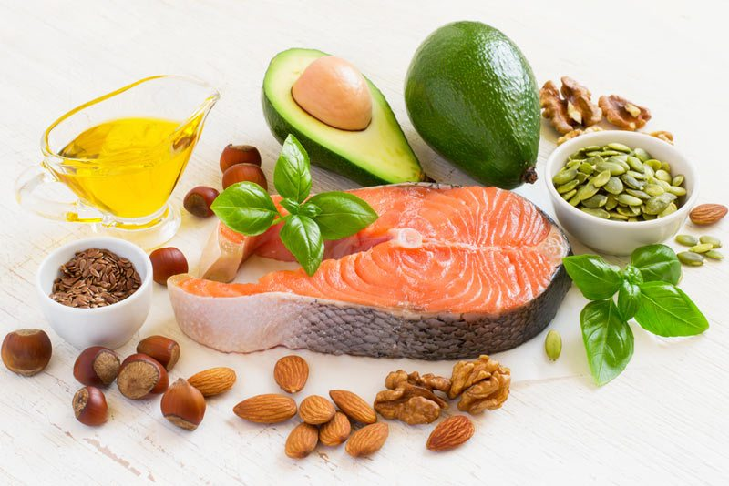 Healthy fat sources