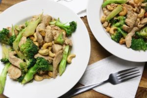 Sweet Chicken Broccoli Stir Fry