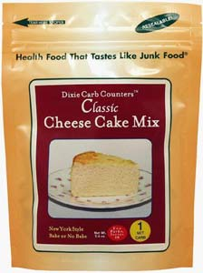 Dixie Carb Counters Cheesecake Mix