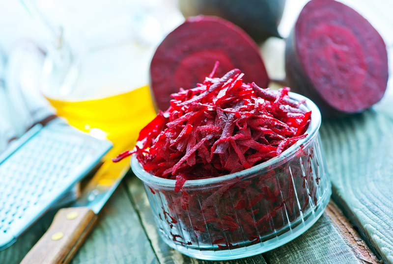 Easy Beet Side Salad