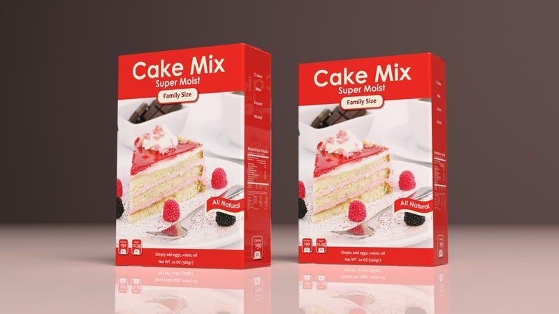 Diabetic Cake Mix