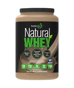 Body logix natural whey