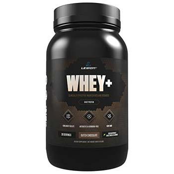 Legion whey isolate