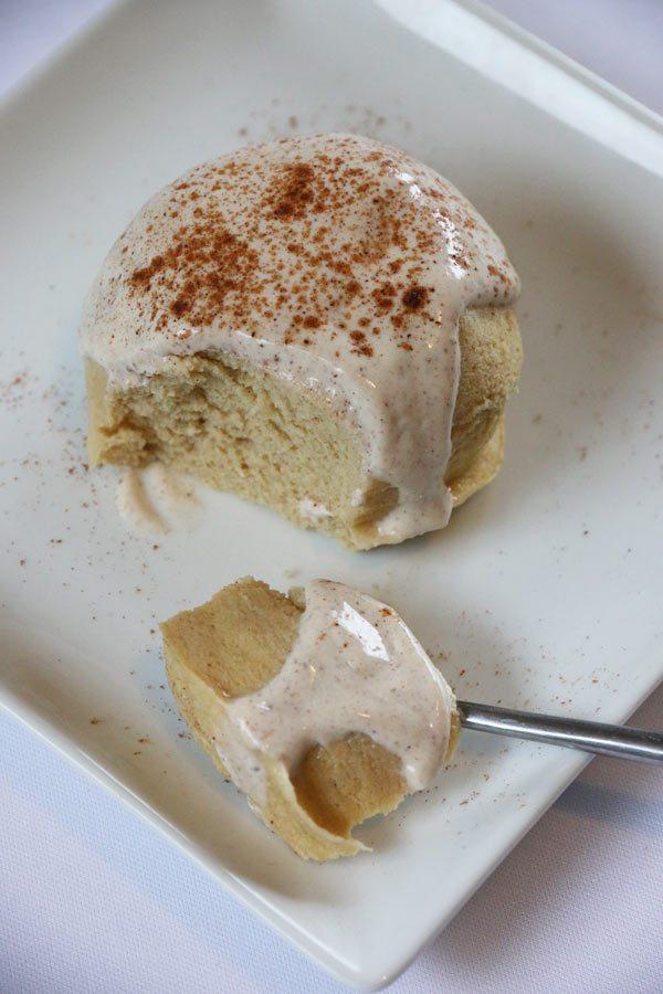 Low carb vanilla sponge cake recipe