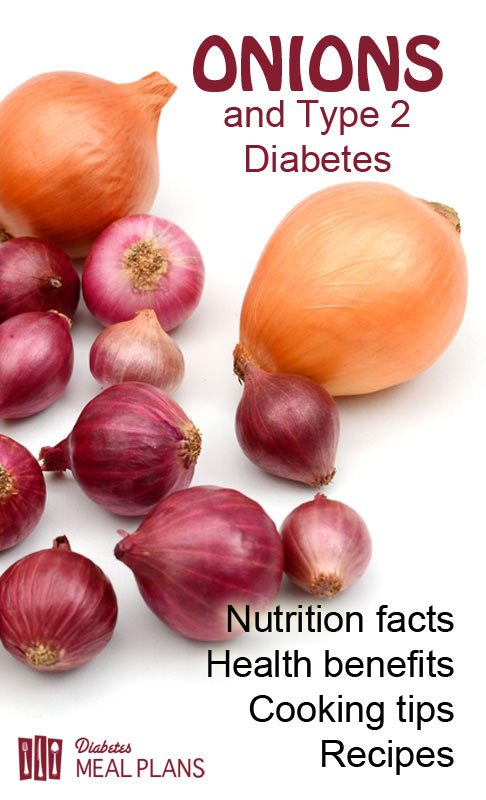 Onions and type 2 diabetes